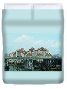 Singapore 11 Duvet Cover