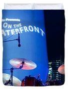 Singapore Drum Set 03 Duvet Cover