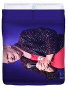 Singer Andy  Bell Duvet Cover