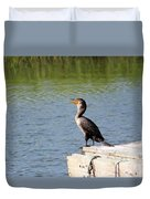 Singing Bird Duvet Cover