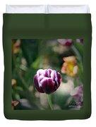 Single Bloom Duvet Cover