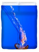 Single Jellyfish Duvet Cover
