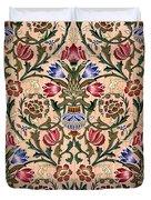 Single Stem Wallpaper Design, 1905 Duvet Cover