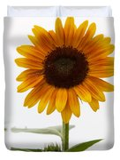 Single Sunflower Duvet Cover