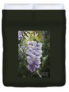 Single Wisteria  Duvet Cover
