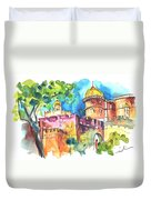 Sintra Castle 02 Duvet Cover
