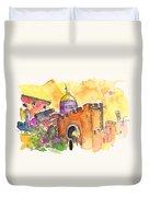 Sintra Castle Duvet Cover