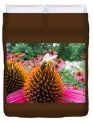 Sip Of Nectar Duvet Cover