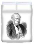 Sir Charles Locock Duvet Cover