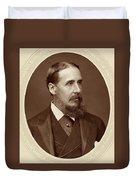 Sir Charles R Duvet Cover