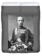 Sir George Stewart White (1835-1912) Duvet Cover