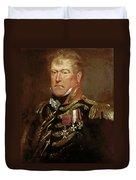 Sir George Wood (1767-1831) Duvet Cover