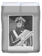 Sir William Wallace (1272?-1305) Duvet Cover