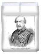 Sir William Williams  (1800-1883) Duvet Cover