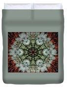 Sister Cactus Mandala Duvet Cover