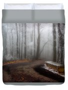 Sit And Enjoy The Nature Duvet Cover