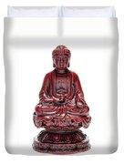 Sitting Buddha  Duvet Cover