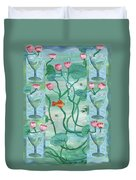 Six Of Cups Duvet Cover