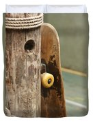 Skateboard Duvet Cover