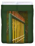 Skc 3266 Colorful Gate Duvet Cover