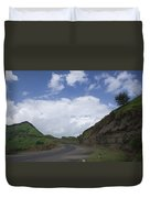 Skc 3557 Drive Up The Mountain Duvet Cover