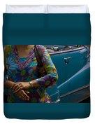 Skc 4111 The Vintage Duvet Cover
