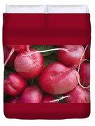 Skc 4682 Red Radish Duvet Cover