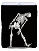 Skeleton Duvet Cover