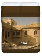 Skn 1322 Palatial Architecture Duvet Cover