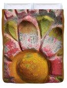 Skc 0008 Scraped Paint Duvet Cover