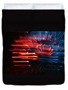 Skc 0272 Crystal Glass In Motion Duvet Cover