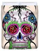 Skull 11 Duvet Cover