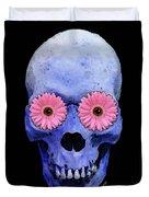Skull Art - Day Of The Dead 1 Duvet Cover