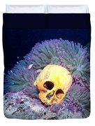 Skulls 2 Duvet Cover