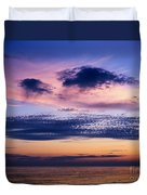 Sky After Sunset Duvet Cover