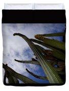 Sky Cactus Duvet Cover