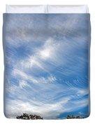 Sky Paintings IIi Duvet Cover
