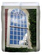 Sky Reflection Duvet Cover