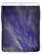 Sky Winds Duvet Cover