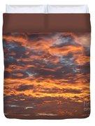 Skyfire Duvet Cover