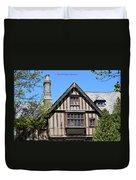 Skyland Manor House Duvet Cover