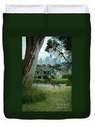 Skyline From Magnolia 4 Duvet Cover