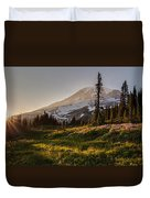Skyline Meadows Sunstar Duvet Cover