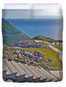 Skyline Trail In Cape Breton Highlands Np-ns Duvet Cover