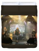 Skynyrd-group-7063 Duvet Cover