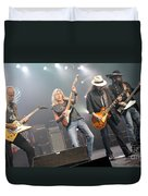 Skynyrd-group-7670 Duvet Cover