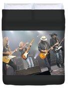 Skynyrd-group-7672 Duvet Cover