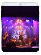 Skynyrd-group-7820 Duvet Cover