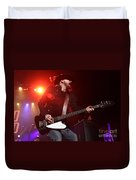 Skynyrd-johnnycult-7902 Duvet Cover