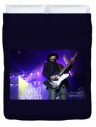 Skynyrd-johnnycult-7915 Duvet Cover